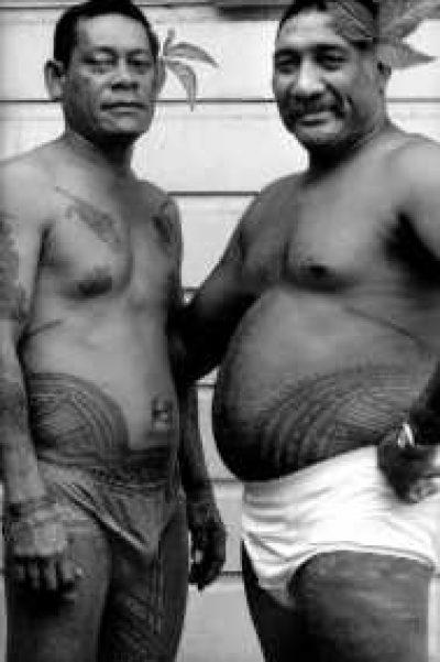 Storia del tatuaggio